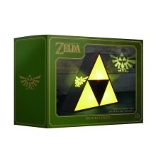 The Legend of Zelda Tri-Force Light Multi-Colour Dual powered by battery or USB