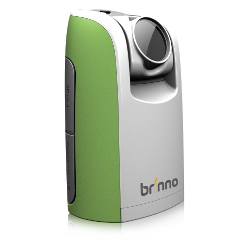 Brinno TLC200 Time Lapse Camera 3.7 cm (1.4 Inch) LCD Display, 1280 x 720 pixels/SD Card Slot