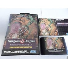 Dungeons & Dragons: Warriors of the Eternal Sun (Mega Drive)