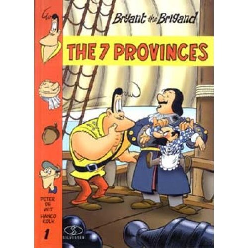 Bryant The Brigand HC 01 The 07 Provinces