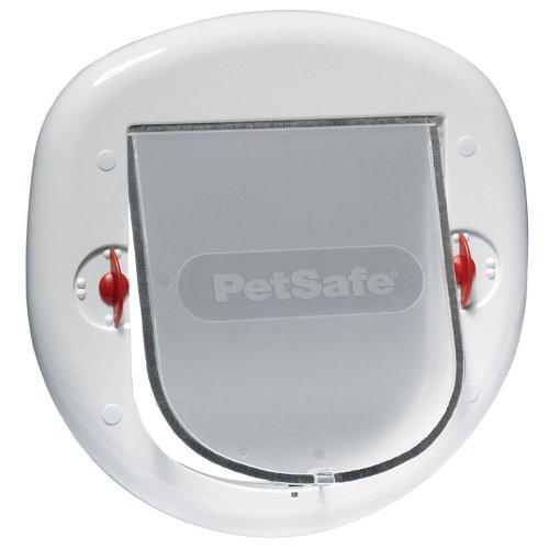 PetSafe Staywell Big Cat/Small Dog Pet Flap White, Sliding & Glass Doors/Windows