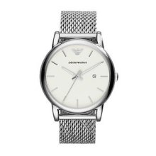 Emporio Armani AR1812 Men's Analogue Quartz Stainless Steel Watch