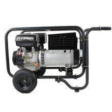 Hyundai HY220DC HirePro Site Petrol Welder Generator 5Kw