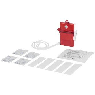 Bullet 10 Piece First Aid Kit