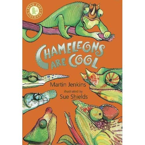 Chameleons Are Cool (Read and Discover)