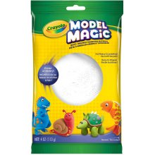 4oz Crayola Model Magic White | Model Magic Arts and Crafts