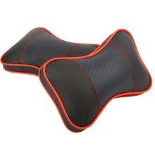 Classical Car Neck Pillow Soft Memory Foam Neck Pillow Neck Rest Pillow Black
