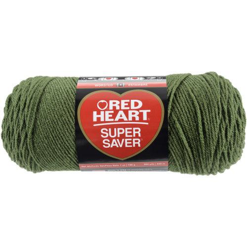 Red Heart Super Saver Yarn-Medium Thyme