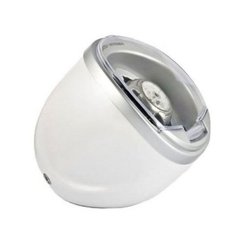 Time Tutelary KA003W Automatic Watch Winder - White