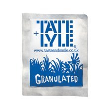 Tate & Lyle White Sugar Sachets (pack of 1000)