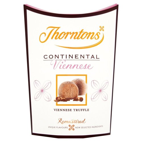 Thornton's Continental Viennese Chocolate, 145 g