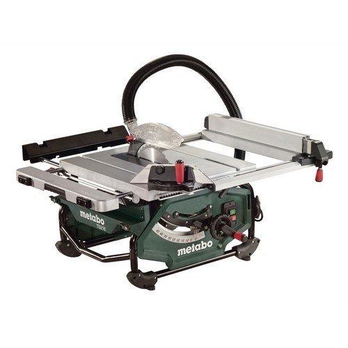 Metabo 600676000 TS216 216mm Table Saw 1500 Watt 240 Volt