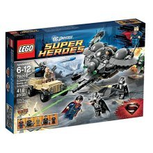 LEGO Super Heroes 76003: Superman Battle of Smallville