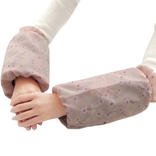 Autumn And Winter Cute Long Sleeves Covers Office Anti-dirty Sleeves #17