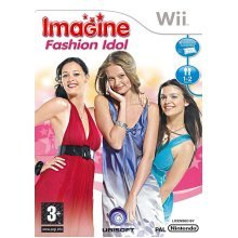 Imagine Fashion Idol Nintendo Wii Game