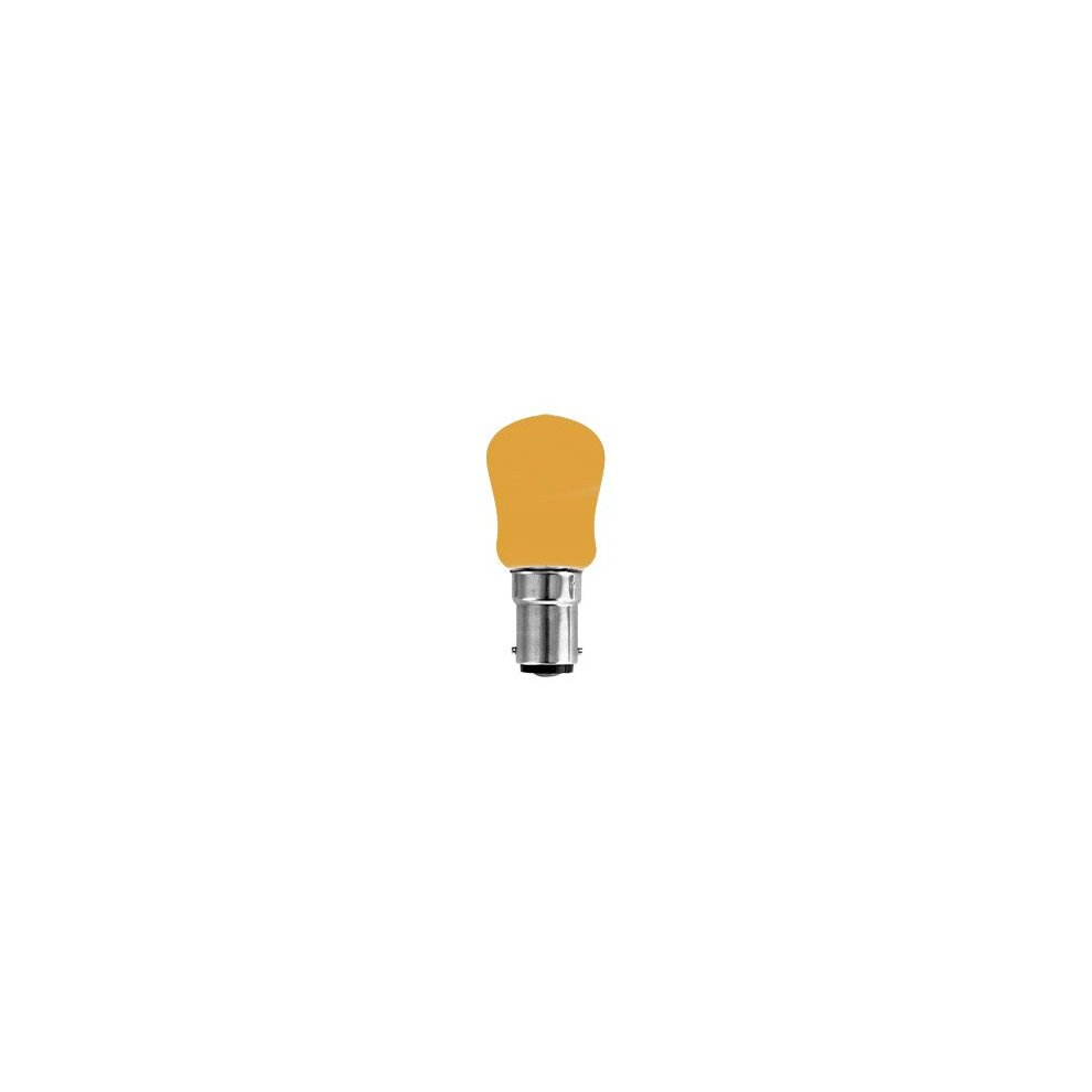 10x Dimmable 50W Yellow//Amber Coloured Halogen GU10 Reflector Light Bulb Lamp