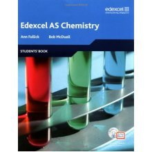 Edexcel AS Chemistry Student Book (Edexcel A Level Sciences): Students' Book with ActiveBook