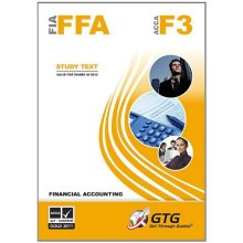 2012 Financial Accounting FFA- STUDY TEXTS: 1 (ACCA - Foundations in Accountancy)