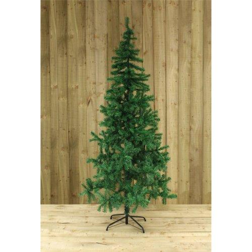 Kingfisher Festive 210cm Douglas Fir Christmas Tree