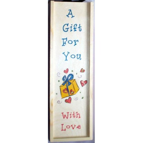 A Gift for you with love Wine Box