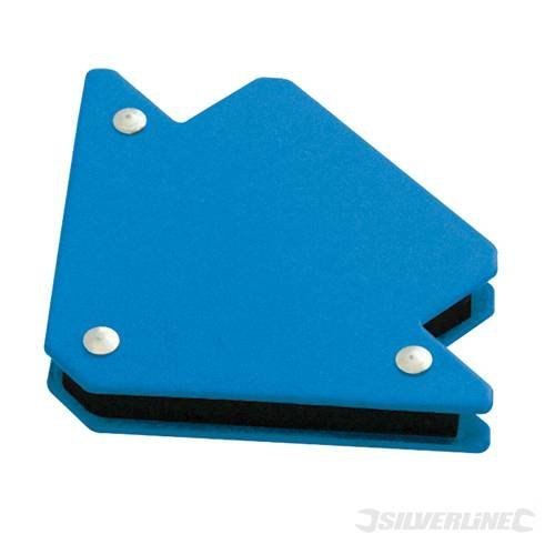 Silverline Welding Magnet 75mm