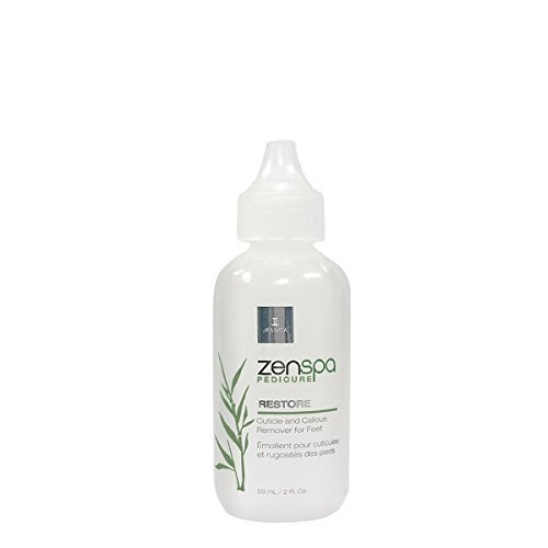 ZenSpa Restore Cuticle and Callous Remover, 2 Ounce