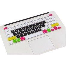 Keyboard Decal Macbook Keyboard Stickers Skin Logos Cover B