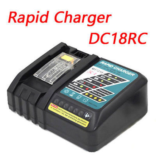 14.4v 18v BL1840 Power Tool Battery DC18RC Rapid Charger for Makita