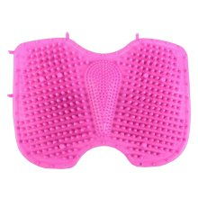 Outdoor & Indoor Foot Massage Shiatsu Sheet Pressure Slab Toe Pad [Pink]