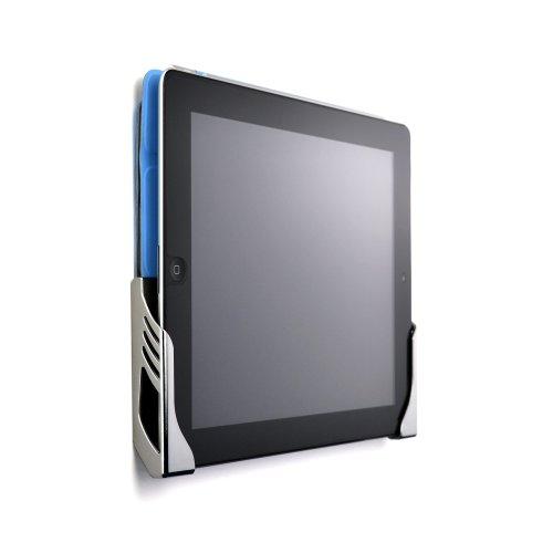 Dockem Koala Wall Mount for Tablets - Screw-in Version (Chrome)