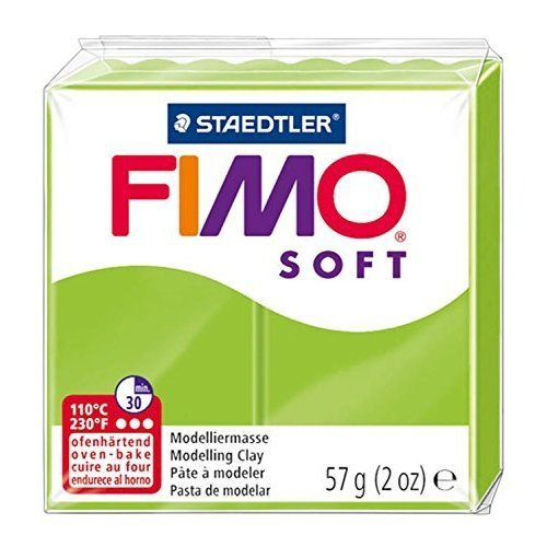 Staedtler - Fimo Soft 57g, Apple Green
