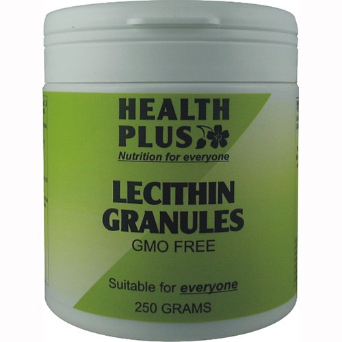 Health Plus Lecithin Granules 250g