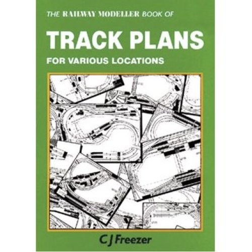 Track Plans for various locations - Peco publications PB-66