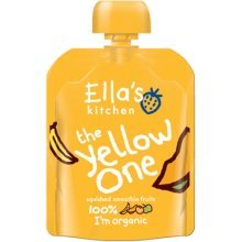Ellas Kitchen Smoothie Fruit - the Yellow One Multipack