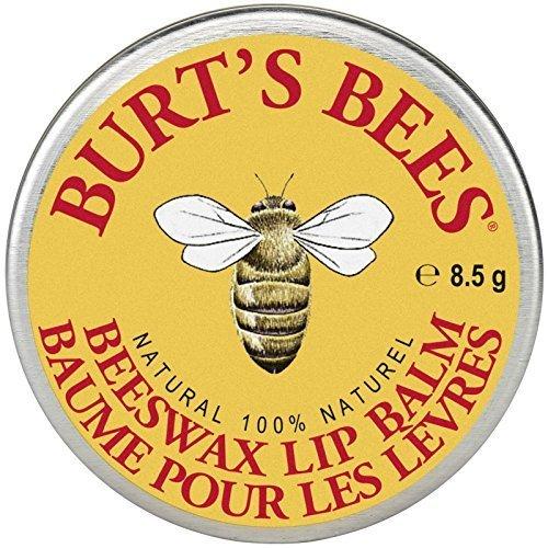 Burts Bees Lip Balm Tin, Beeswax