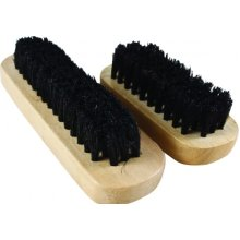 Pack Of 2 Boot Cleaning Brushes - Bcb Adventure Soldier Kit Clothing Shoe Care - Boot Brushes Bcb Adventure Soldier Kit Clothing Shoe Cleaning Care