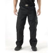Scruffs Worker Trousers Black Men's