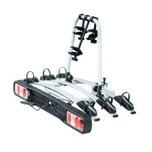 Homcom 3 Bike Car Carrier | Rear Mounted Bike Rack