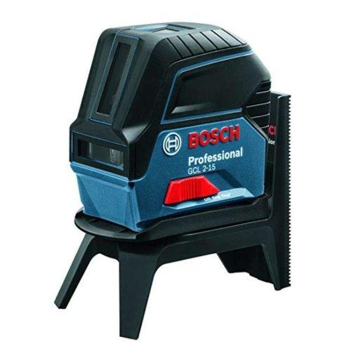 Bosch GCL2-15 + RM1 1.5 V AA Line Laser Combi Laser, 15 m