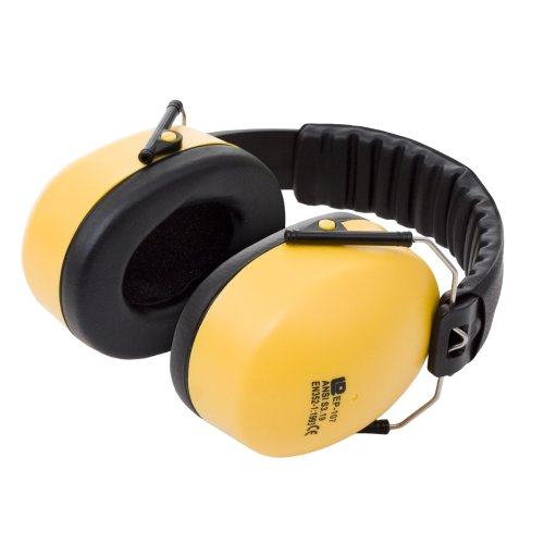 Proforce EP02 Yellow Headband SupaMuff Ear Defenders Ear Protectors SNR 30dB