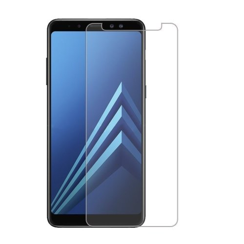 iPro Accessories Galaxy A8 2018 Screen Protector, Galaxy A8 2018 Tempered Glass, [Compatible With Galaxy A8 2018 Case] [Scratch Proof] [Shatter Proof] [9H Hardness]