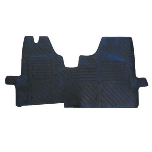 FORD TRANSIT MK7 2006 TO 2013 NEW FRONT FLOOR RUBBER SHAPED MAT