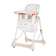 Chipolino Highchair Can Can, Beige
