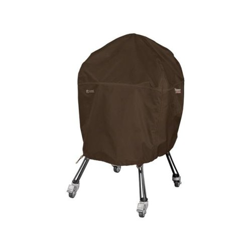 Classic Accessories 55-730-056601-RT Extra Large Ceramic Grill Cover, Dark Cocoa