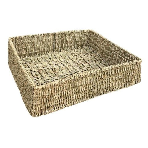 Extra Large Rectangular Seagrass Tray