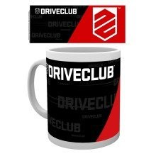 Drive Club Logo Large Mug