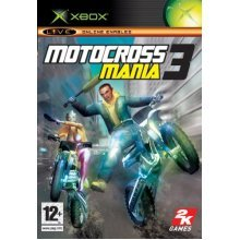 Motorcross Mania 3 (Xbox)