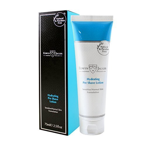 Edwin Jagger Hydrating Pre Shave Lotion 75ml by Edwin Jagger