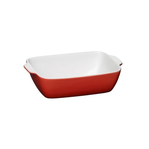 Ovenlove Baking Dish, 1.55 Ltr, Red