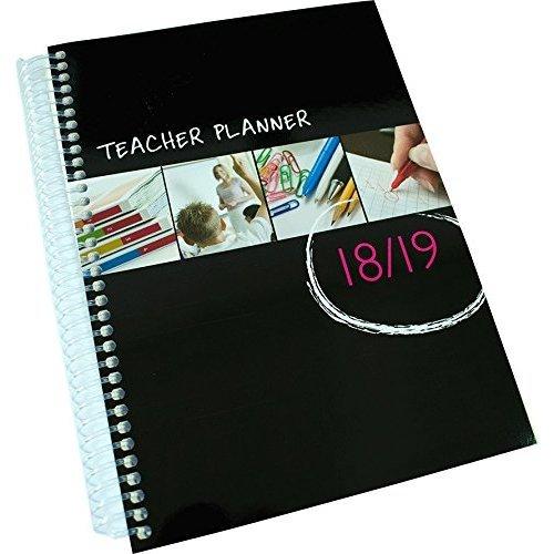 Coil Bound Teacher Planner (A4 Coil Bound 6 Period 2018-2019)
